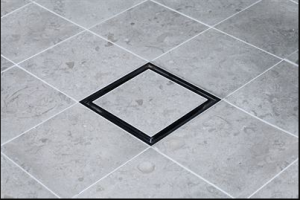 Tile In Black